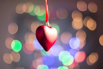 il cuore e le lucine