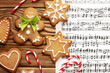 christmas gingerbreads - 73487445