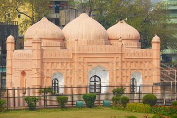 Lalbagh Fort Mosque, Dhaka, Bangladesh.