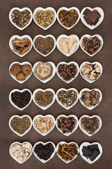 Chinese Medicine Selection