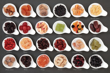 Dried Fruit Sampler