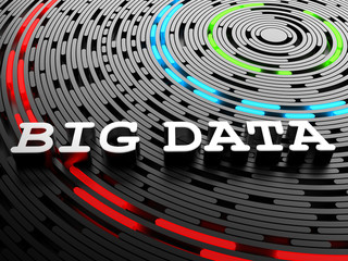 Big data - large collections of data