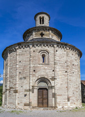 San Tome, Romanesque church near Almenno San Bartolomeo (Bergamo