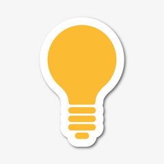Logo ampoule.