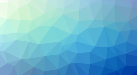 Abstract triangle geometrical pink purple background