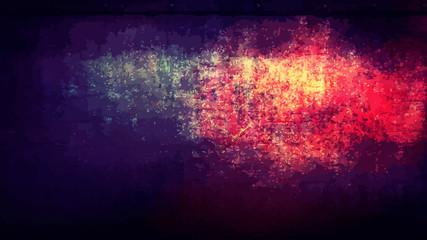 dark texture with red slick