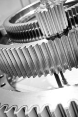 gears, nuts and bolts, great technology background