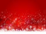 Fototapety 雪 クリスマス 背景