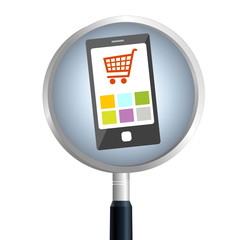 Mobile Shopping magnify
