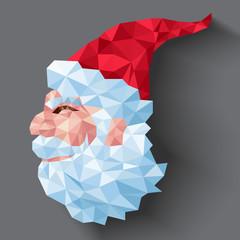 Santa in Triangles