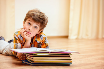 homework boy
