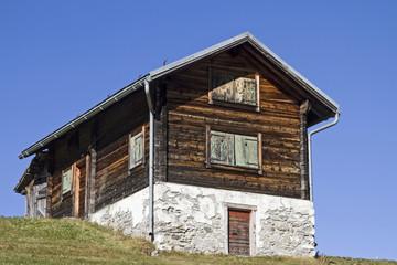 Ferienhaus im Val Medel