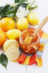 Citrus jam