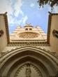 canvas print picture - Kirche, Mallorca
