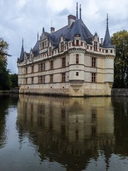 langeais castle in france
