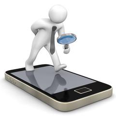 Smartphone Manikin Loupe