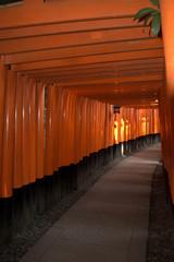 Fushimi Inari Shinto shrine, Kyoto, Japan