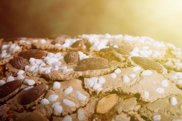 colomba di pasqua - italian easter desser