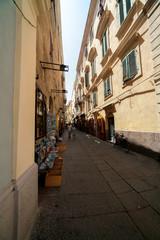 Tipical italian street