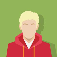 profile icon male avatar portrait casual person