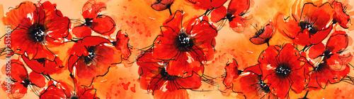 Цветы текстура - 73514651