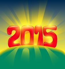 happy new year 2015 sunshine