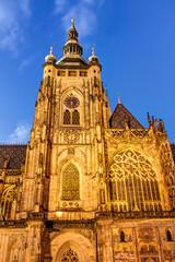Veitsdom auf der Prager Burg
