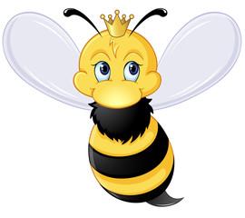 bezaubernde Bienenkönigin