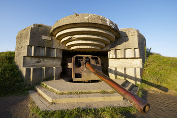 Battery of Longues sur Mer