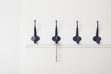 Hooks with key