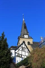 Kirche in Essen-Kettwig.