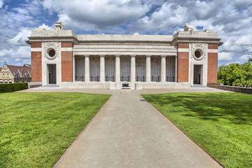 Menin Gate - World War I memorial in Ypres