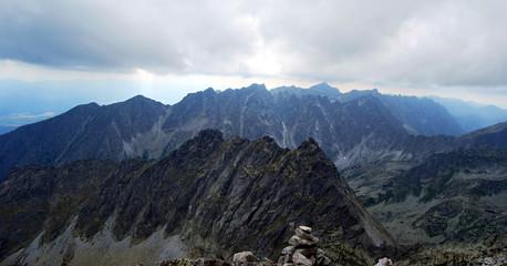 peak scenery
