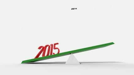 Equilibrio 2014 contro 2015