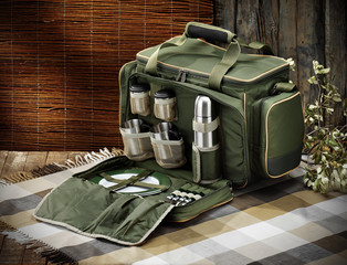 hunting picnic bag