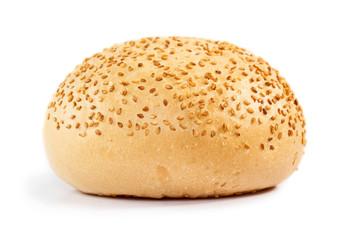 Sesame sandwich bun