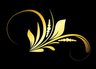 Golden Flora Element
