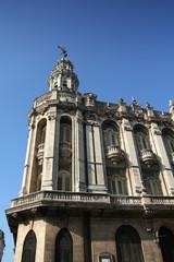 Havana theatre, Cuba