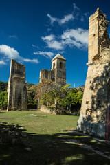Campomaggiore piazzale chiesa