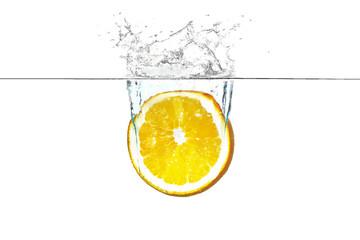 Orange Wasser 1