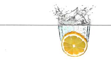 Zitrone Wasser 1