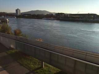 Danube sight linz