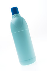 Blank plastic bottle