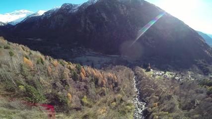 Val di Mello - Valmasino (IT) - cascata del ferro