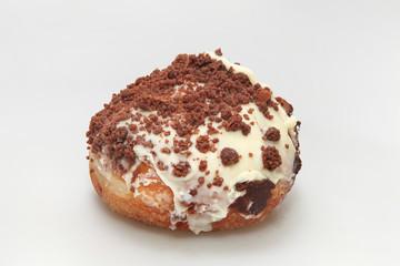 Traditional Jewish holiday food, Hanukkah Doughnut