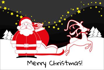 Babbo Natale Auguri