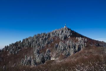 Cima della montagna