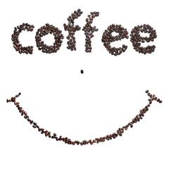 smile coffee beans