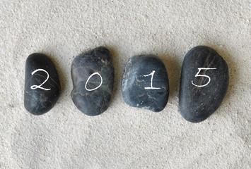 2015 sur galets