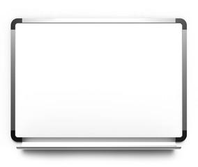 Whiteboard Clipchart Pinwand leer